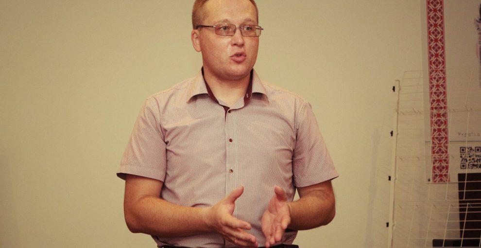 Затока степового моря: лекція Андрія Домановського