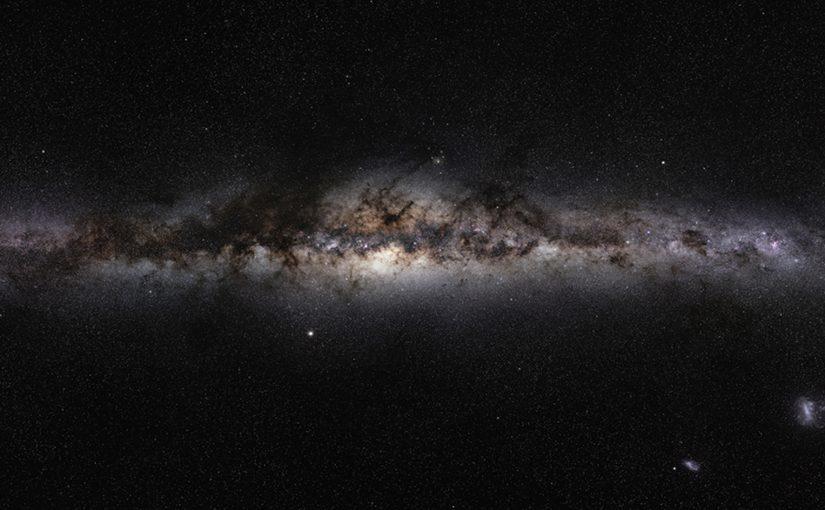 Наша Галактика очима супутника Gaia